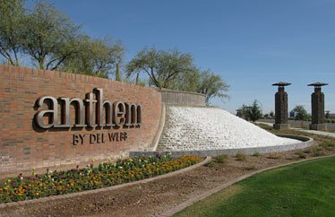 Pulte Says Anthem Flood Plain Maps Are Mistaken Pinal
